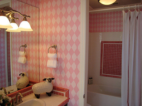 Curtain of your Bathroom Shower