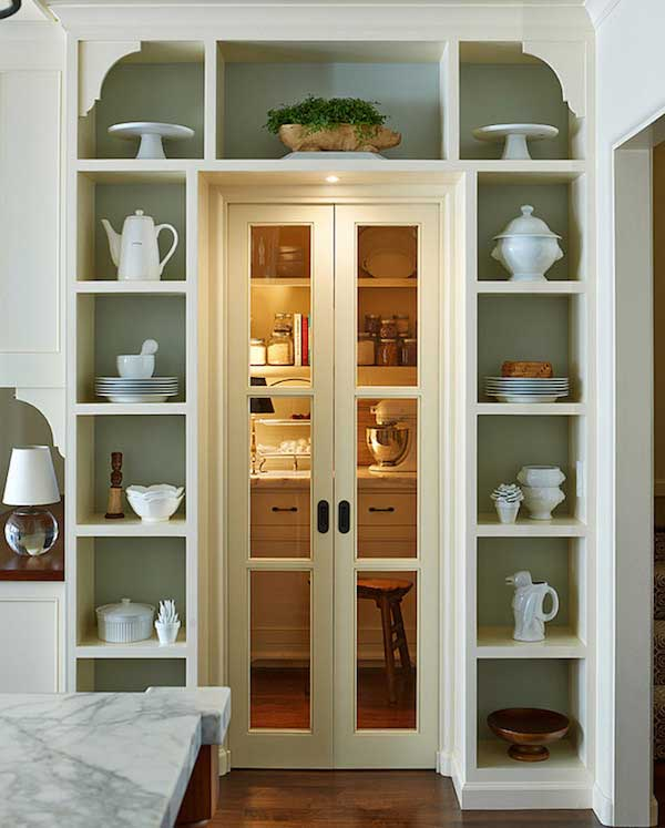 Pantry-Shelving