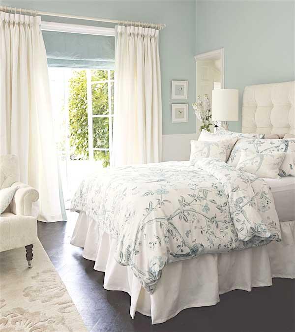 Spring-bedroom-decorating