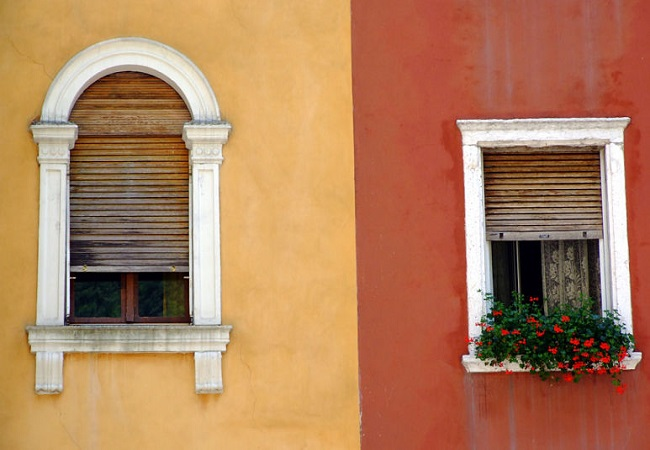 Two Contrast Colors
