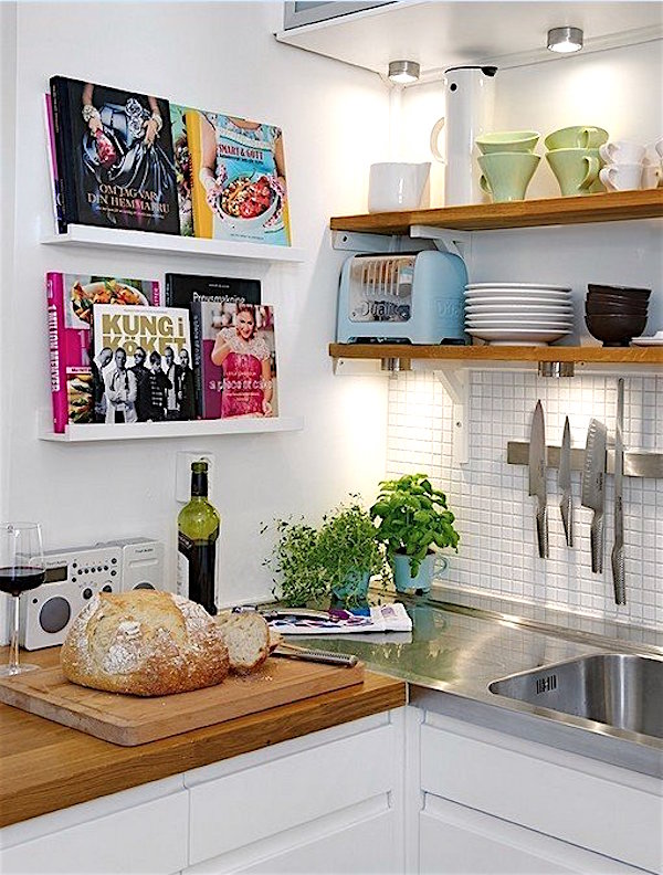 Kitchen Cabinets Shelves Ideas Classy 10 Kitchen Shelving Ideas To Display Your Gorgeous Dishes  Home . Inspiration Design