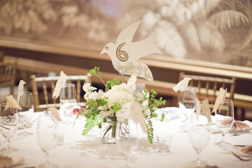Table Settings and Numbers