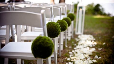 Garden Wedding Decoration
