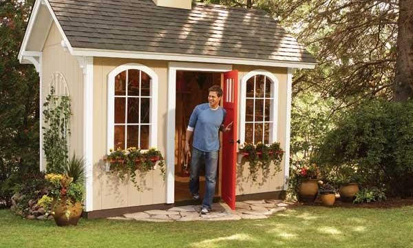 Affordable Storage Shed