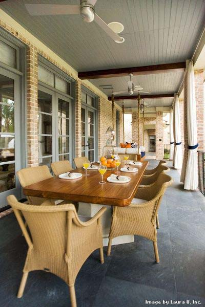 Dining Room Porch