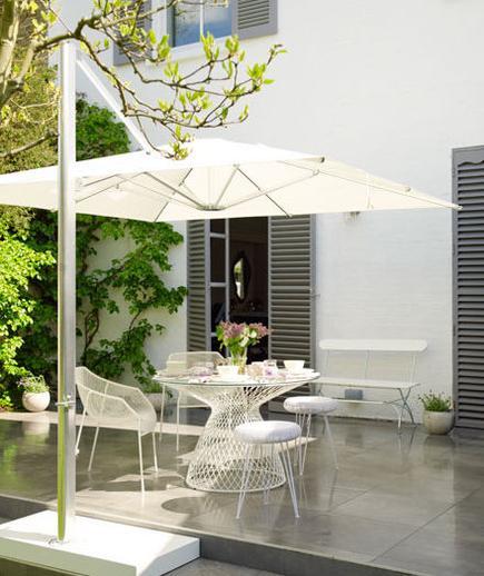 White Porch Design