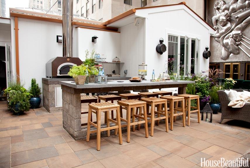House Beautiful 2015 Kitchen Of The Year In Nola Nolavie