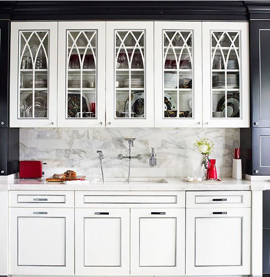 Muntins On Glass Cabinets