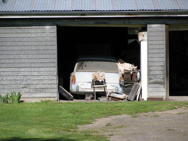 secure garages