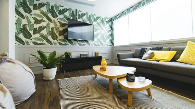 Living Room epicenter