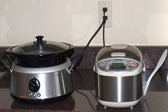 rice cooker appliance