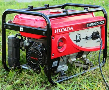 Generators in Your Garden