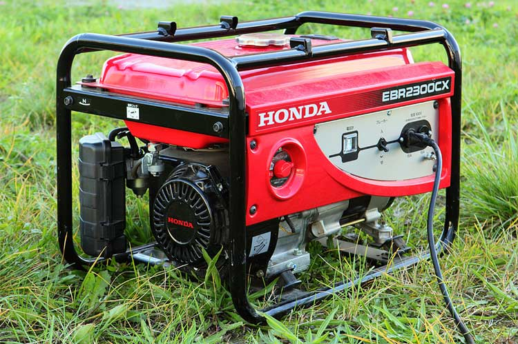 Using Generators in Your Garden